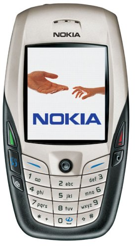 Nokia 6600 - Orange - Pay As You Go