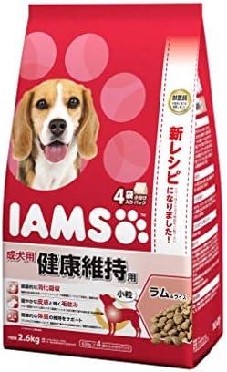 [スポンサー プロダクト]アイムス (IAMS) ドッグフード 成犬用 健康維持用 小粒 ラム&ライス 2.6kg