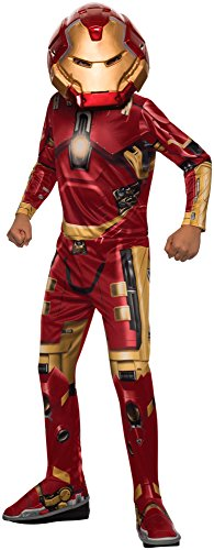 Make Costume Easy Superhero Own Your (Rubie's Costume Avengers 2 Age of Ultron Child's Hulk Buster (Iron Man) Costume,)