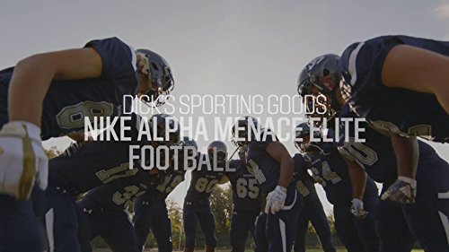 Nike Mens Alfa Hot Elitfotboll Klossarna Oss) Royal / Vit