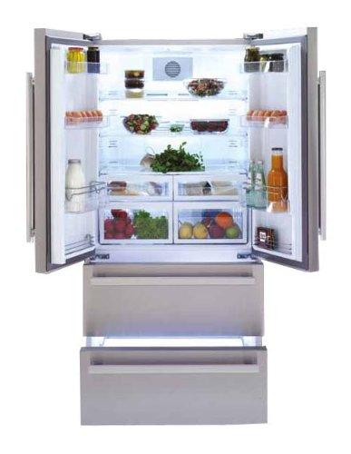 Beko GNE 60520 X frigorifero side-by-side: Amazon.it: Grandi ...