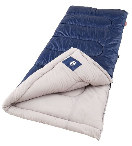 Coleman Brazos Cold-Weather Sleeping Bag, Outdoor Stuffs