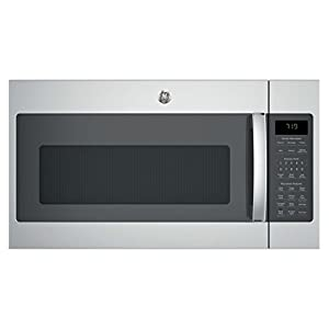 GE JNM7196SKSS 1.9 Cu. Ft. Stainless Steel Over-the-Range Microwave