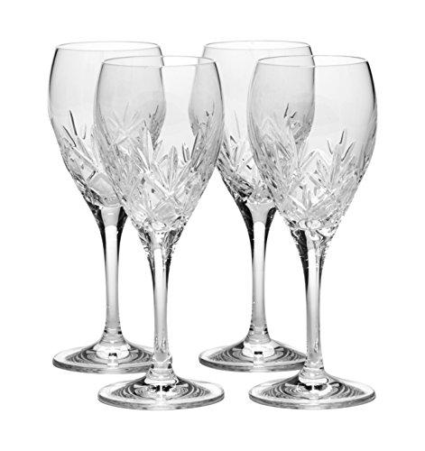Mikasa Orion Wine Glass,9-Ounce, Set of 4
