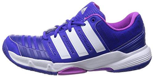 Adidas Court Stabil 11 Women s Zapatilla de Balonmano - SS15, morado (morado), UK 10.5-EUR 45 1/3