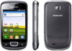 Samsung Galaxy Mini GT-S5570 Color blanco - Smartphone (SIM única, Android, EDGE, GSM, 2.2 FroYo, Barra, 3G)