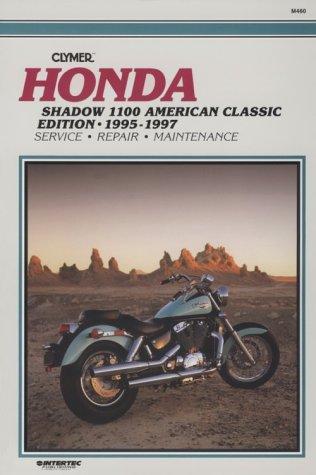 Honda Shadow 1100 American Classic Edition, (American Honda Motorcycles)