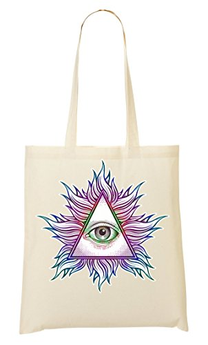 Sac à provisions Fourre order New Illuminati of world tout Sac Eye vR4z8qBqP