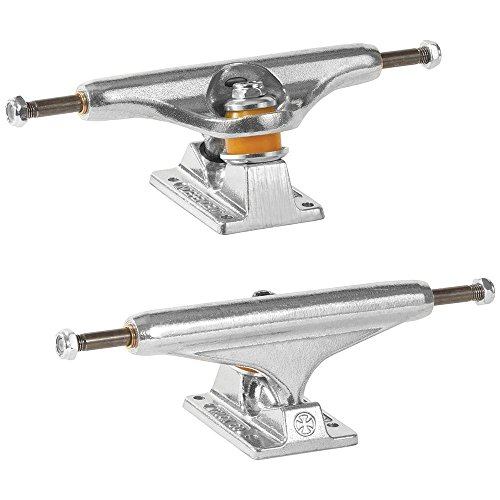 Independent 149 Stage 11 Standard Truck, Silver - Pair of - Skate Independent