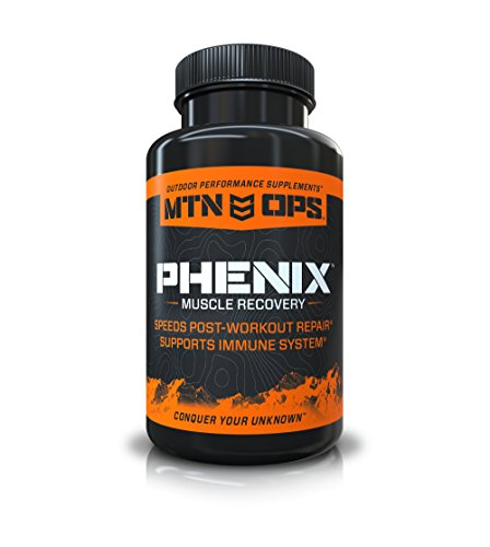 Cheap Phenix Post Workout Recovery Supplement, Muscle Recovery, Immune System Booster, 30 Servings per Container