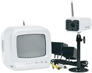 Sylvania SY4225 2.4 GHz Wireless B/W Video Security System