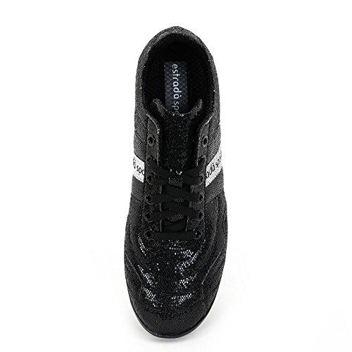 Scarpe amp;Scarpe Donna Nero Sneakers Estrada'sport wqx0F6W7H