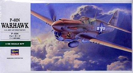P-40N ウォーホークの商品画像