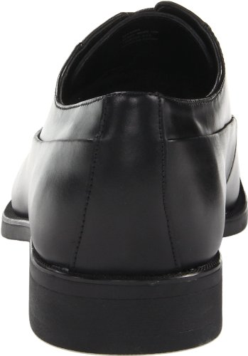 Calvin Klein Mens Elroy Oxford, Black, 12 M US