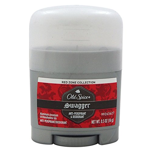 Old Spice Swagger Red Zone Collection Anti-Perpirant & Deodorant, 0.5 oz
