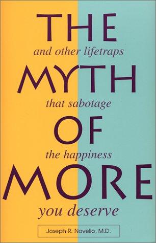 Myth More Lifetraps Sabotage Happiness product image