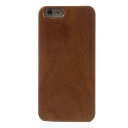 "Apple iPhone 6 4.7"" Hard Case Protective Wooden Echt Holz Cover Hülle Rosewood"