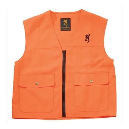 Browning Junior Safety Vest, Blaze Large
