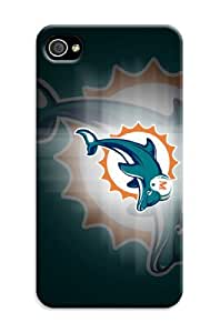 Iphone 6 Protective Case,Fashion Popular Miami Dolphins Designed Iphone 6 Hard Case/Nfl Hard Case Cover Skin for Iphone 6