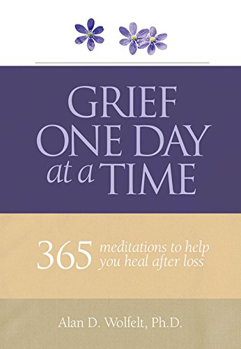 Grief One Day Time Meditations product image