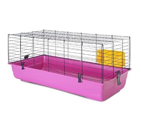 Savic Jaula para Conejos Ambiente 100 cm: Amazon.es: Productos ...