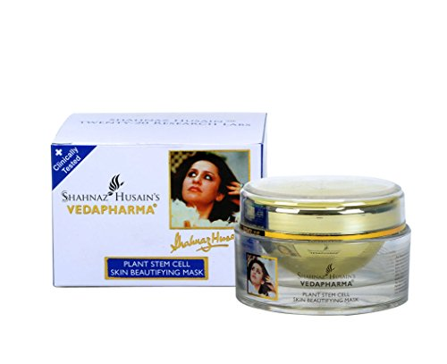 Shahnaz-Husain-Vedapharma-Plant-Stem-Cell-Herbal-Ayurvedic-Skin-Beautifying-Mask-Latest-International-Packaging-35-oz-100-g