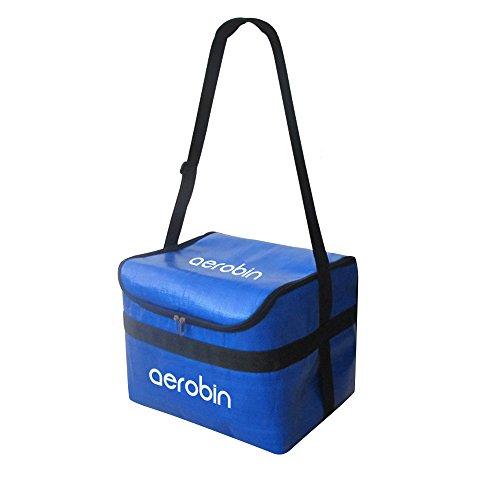 Aerobin Picnic Bag Picnic Mat for Outdoor Camping Blue by Aerobin