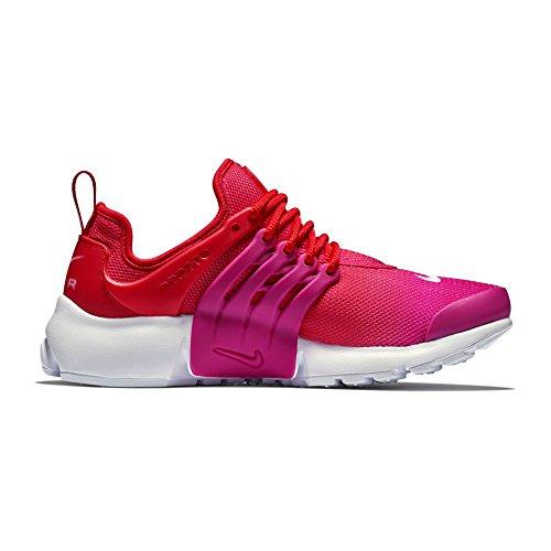 Nike Vrouwen Air Presto Loopschoen Universiteit Rood / Fuchsia Blast-wit