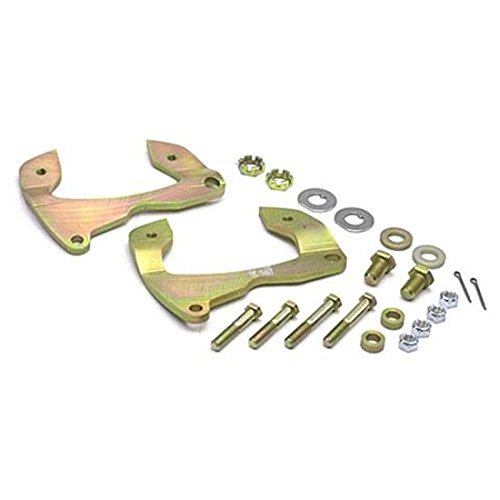 - Basic Disc Brake Kit, 1955-64 Fits Chevy Fullsize Car, Stock Spindle