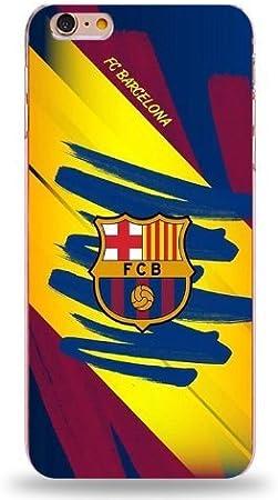 Coque iPhone 5/5S FC Barcelone Barça Football Logo: Amazon.fr ...