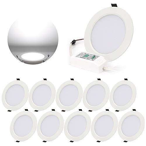15W Round Led Panel Light in US - 3