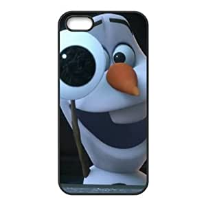 diy zhengFrozen practical fashion lovely Phone Case for iphone 5/5s/(TPU)