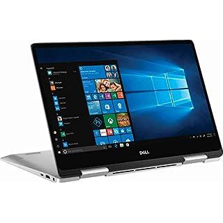 "2019 Dell Inspiron 7000 13.3"" FHD Touchscreen 2-in-1 Laptop, Intel Quad Core i5-8265U Upto 3.9GHz, 8GB DDR4 RAM, 256GB SSD, Backlit Keyboard, Fingerprint Reader, USB-C, HDMI, Windows 10"