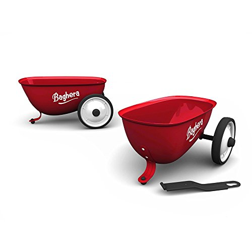 Unbekannt Baghera 00825Pendant Rider 40x 20x 27cm Red