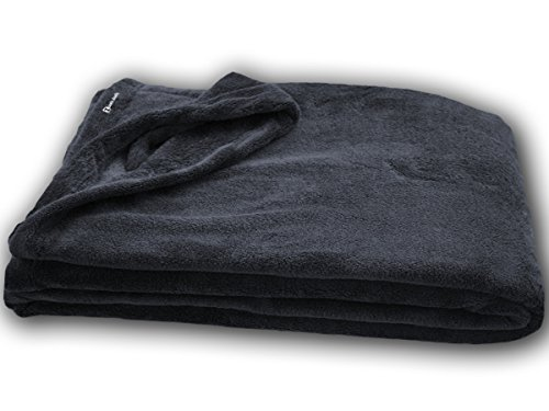 Zento Deals Summer Cooling and Heating Premium Quality 12V Polar Fleece Material Blanket – Great for Summer Camping, Road Trip, Picnic or at the Comfy of your Vehicle or Home