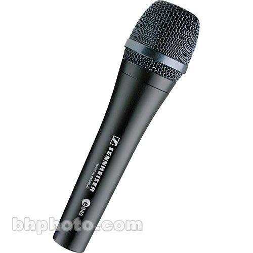 Sennheiser E945 Supercardioid Dynamic Microphone (Sennheiser E945 Supercardioid Dynamic Handheld Microphone)