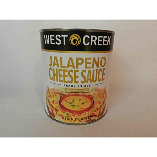 Advance Food Products Advanced Food Products West Creek Contigo Jalapeno Cheese Sauce, Number 10 Can -- 6 per case. by Advance Food Products