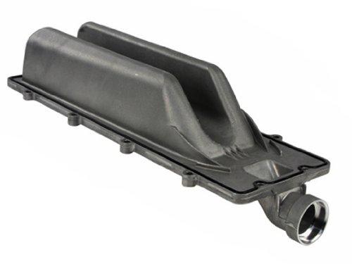 BMW (02-10 8cyl) Cover Cap + Gasket Engine Block Valley e53 e60 e63 e65 e70 (Bmw X5 Engine Cover compare prices)