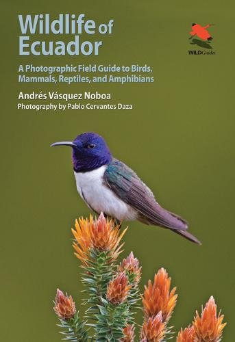 Wildlife of Ecuador: A Photographic Field Guide to Birds, Mammals, Reptiles, and Amphibians (Princeton University Press (WILDGuides))