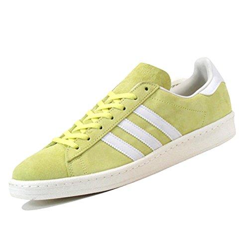 Adidas Originals-CAMPUS 80S Vert-Blanc D65508