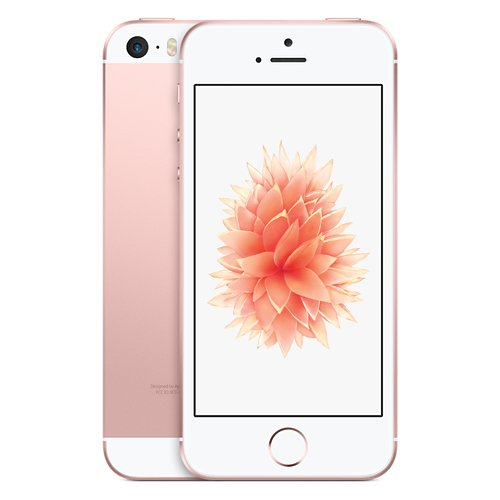 Apple iPhone SE 32GB Rose Gold LTE Cellular Straight Talk MQ502LL/A