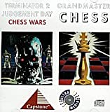 Terminator 2 Chess Wars/ Grandmaster Chess (PC CD Jewel Case)