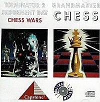 Terminator 2 Chess Wars/ Grandmaster Chess (PC CD Jewel Case) (Terminator Chess)