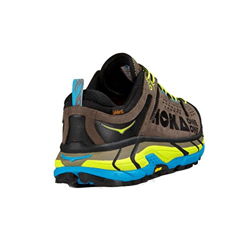 HOKA one TOR Ultra Low WP (Homme/Grey & cyon/Taille 8)