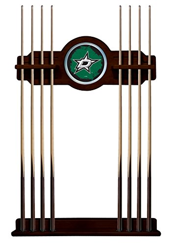 Amazon.com: Dallas Stars Cue rack en inglés Tudor acabado ...