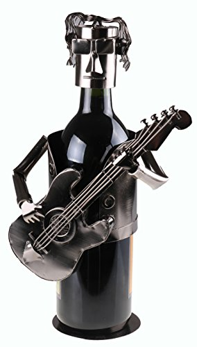 Premium Guitar Player Bottle Holder product image
