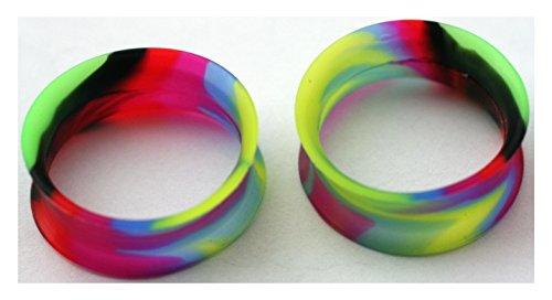 7 16 tie dye plugs - 5