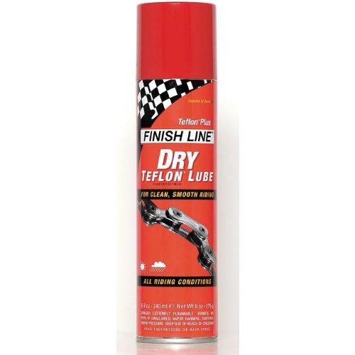 Finish Line Dry Teflon Plus Lube Spray