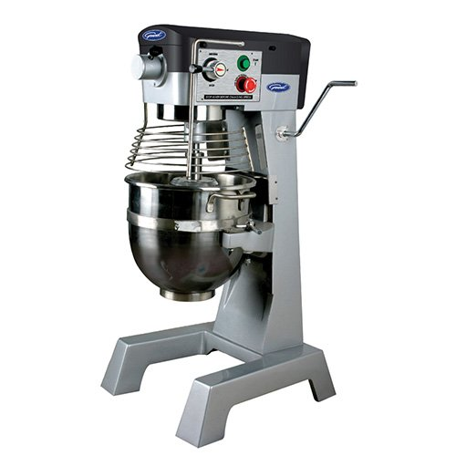 Value Series GEM130 Planetary Mixer - 30 Qt, Floor 30 Quart Floor Mixer