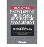 img - for [(The Blackwell Encyclopedic Dictionary of Strategic Management )] [Author: Derek F. Channon] [Jun-1999] book / textbook / text book